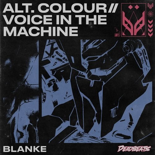 Blanke - ALT.COLOUR + VOICE IN THE MACHINE (EP) 2019