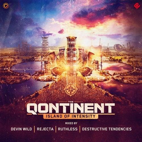VA - THE QONTINENT 2019 [LP] 2019