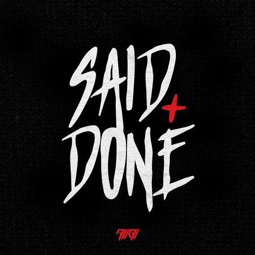 Alibi - Said & Done [LP] 2018
