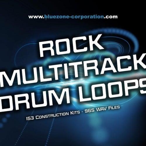 Rock Multitrack Drum Loops [Bluezone Corporation]