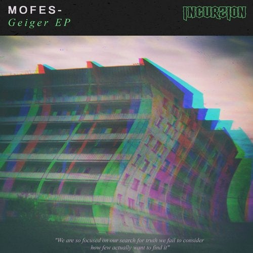 Mofes - Geiger EP 2019