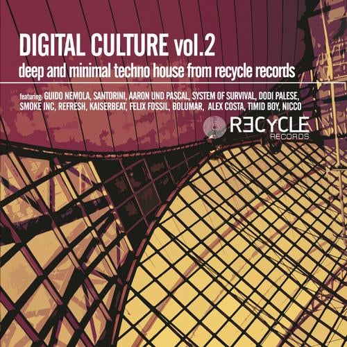 Stupendous Digital Culture Vol 2 Deep And Minimal Techno House From Complete Home Design Collection Papxelindsey Bellcom