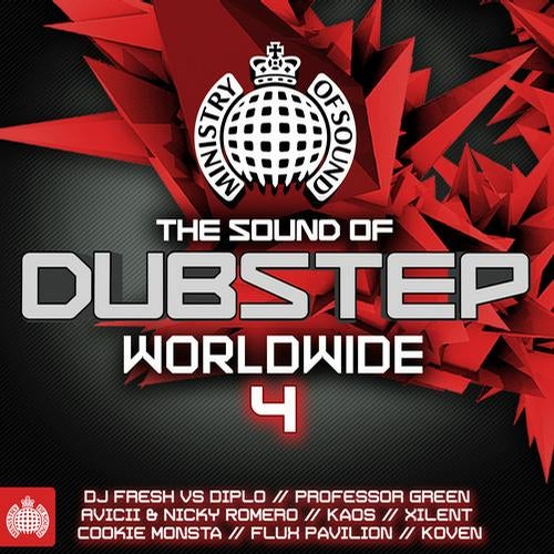 Ministry of Sound The Sound of Dubstep - Worldwide 4 2013 [MOS157DE]