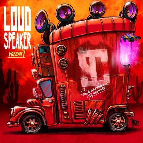 VA - LOUD SPEAKER, VOL. 1 [LP] 2018
