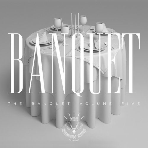 VA - THE BANQUET, VOL. 5 LP 2018
