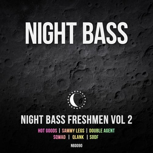 VA - Night Bass Freshmen, Vol. 2 [EP] 2019