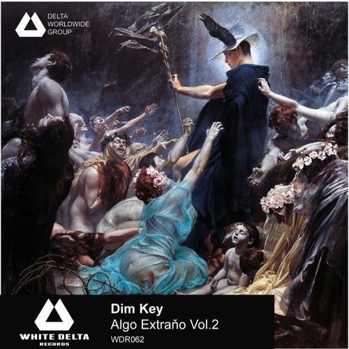 ELECTRONICA - Dim Key - Algo Extrano, Vol. 2 - WDR062 2cd779d3-9ef9-4a72-aa84-355937389cac