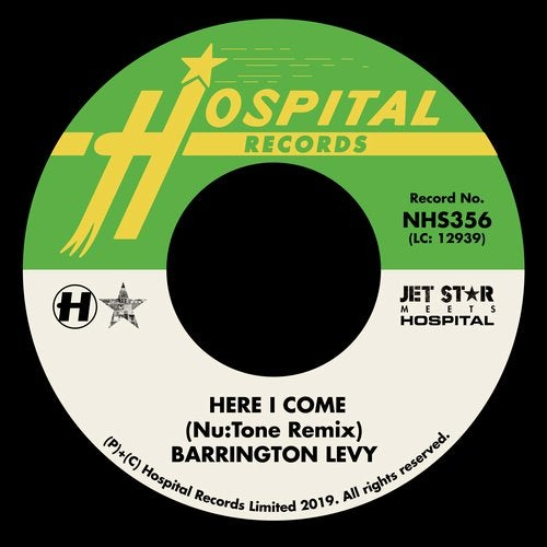 Barrington Levy - Here I Come (Nu Tone Remix) 2019 [Single]