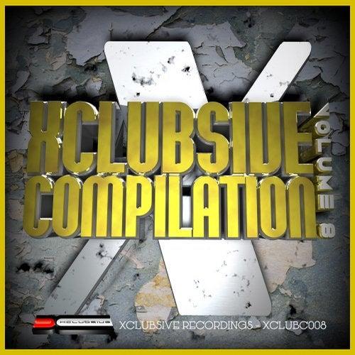 VA - XCLUBSIVE COMPILATION, VOL. 8 (LP) 2018