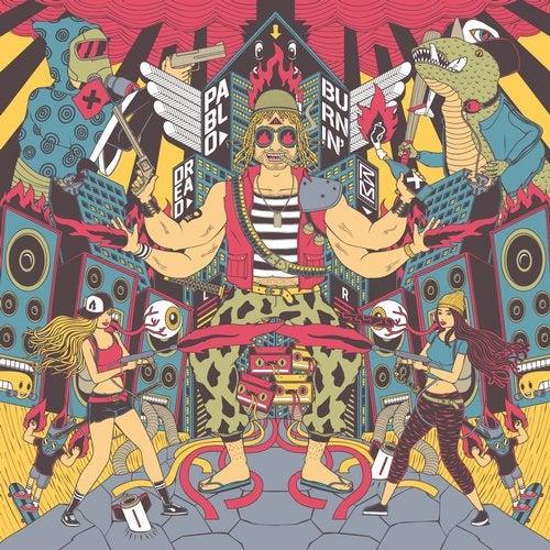 Pablo Dread - Burnin' (EP) 2019