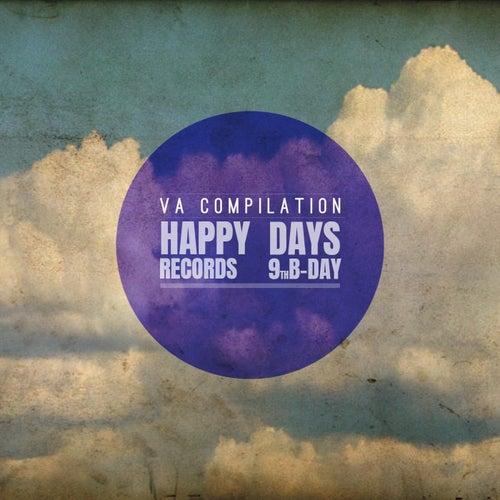 VA - 9th Birthday Compilation [Happy Days Records]