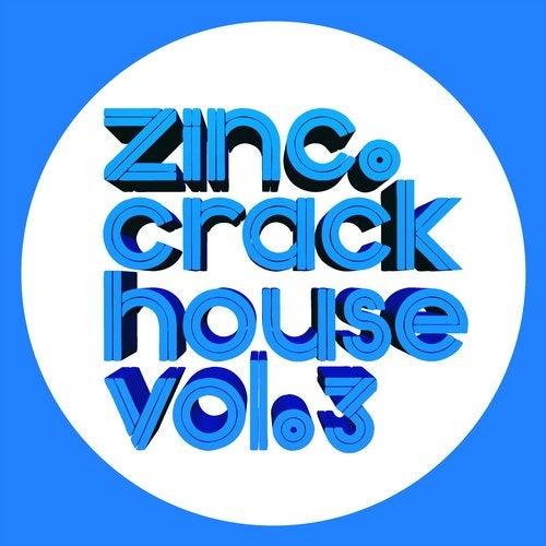 DJ Zinc - Crackhouse, Vol. 3 2019 (LP)