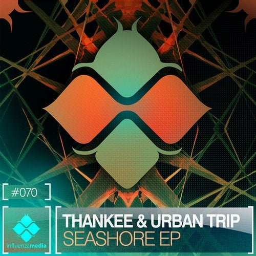 Urban Trip, Thankee - Seashore [EP] 2014