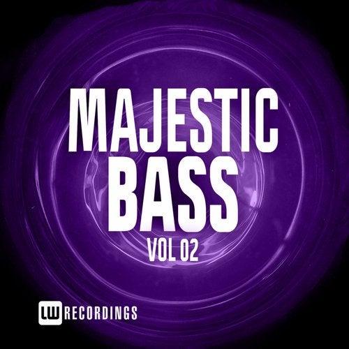VA - MAJESTIC BASS VOL 02 2019 [LP]