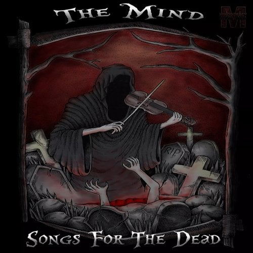 The Mind - Songs For The Dead (LP) 2019
