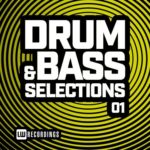 DRUM & BASS SELECTIONS VOL 01 2019 [LP]
