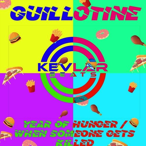Download Guillotine - Year Of Hunger / Someone Gets Killed (KEV066) mp3