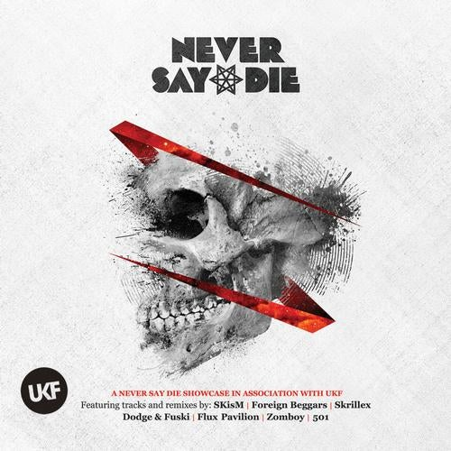 VA - NEVER SAY DIE VOL. 1 (LP) 2012