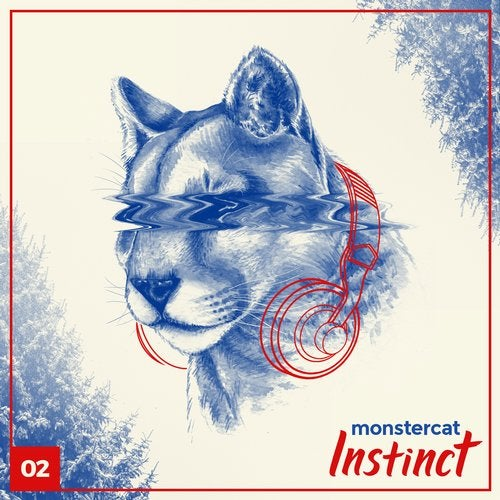 MONSTERCAT INSTINCT VOL. 2 2018 [LP]