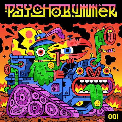 Download DJ Scam - Darkside Geezer EP (PSYBUM001) mp3