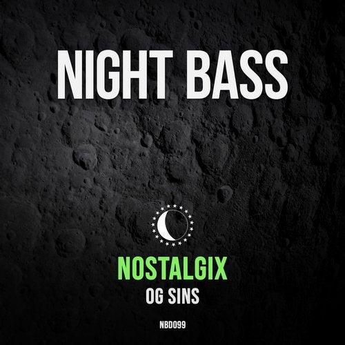 Nostalgix - OG Sins EP 2019