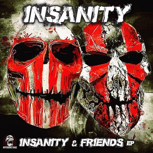 INSANITY - & Friends 2019 [EP]
