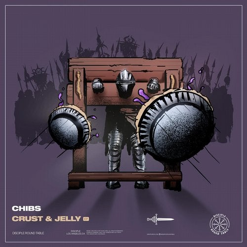 Chibs - Crust & Jelly EP 2019