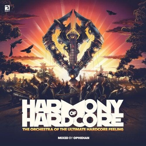 VA - HARMONY OF HARDCORE 2019 (LP)