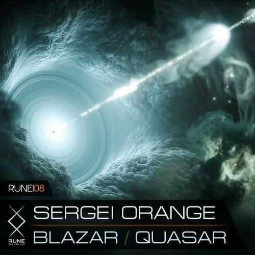 Sergei Orange - Blazar / Quasar [EP] 2018