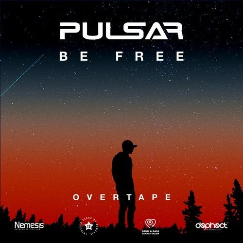 Pulsar - Be Free / Overtape (EP) 2019
