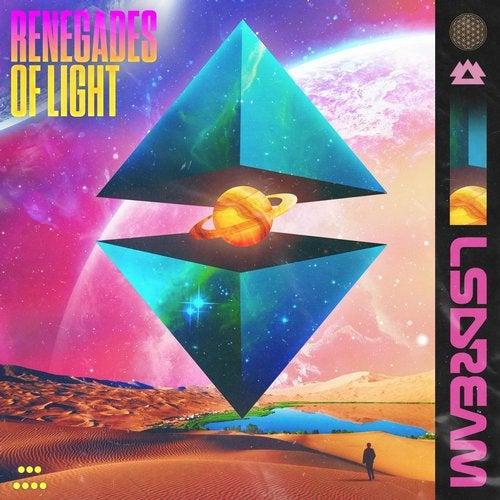 Lsdream - RENEGADES OF LIGHT 2019 (LP)