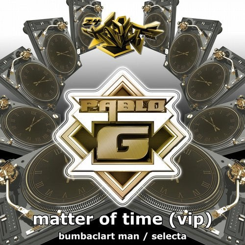 Pablo G - Matter oF Time 2019 [EP]