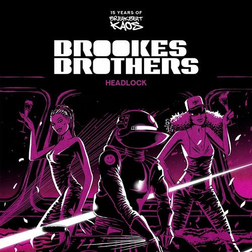 Brookes Brothers - New Wave / Headlock 2018 [EP]