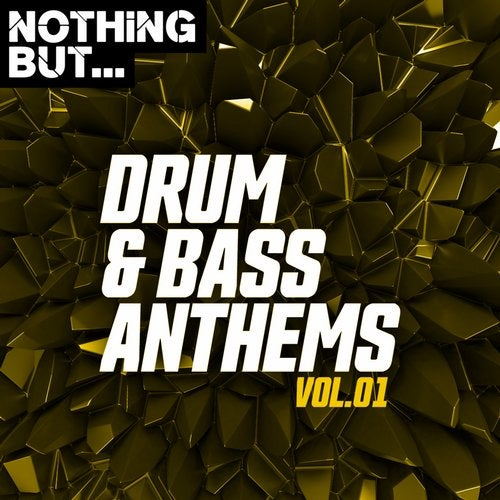 VA - Nothing But... Drum & Bass Anthems, Vol. 01 [LP] 2019