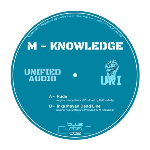 M Knowledge - Rude / Inka Mayan Dead Line EP