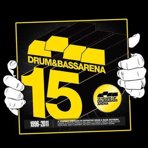 VA - DRUM&BASSARENA: 15 YEARS LP