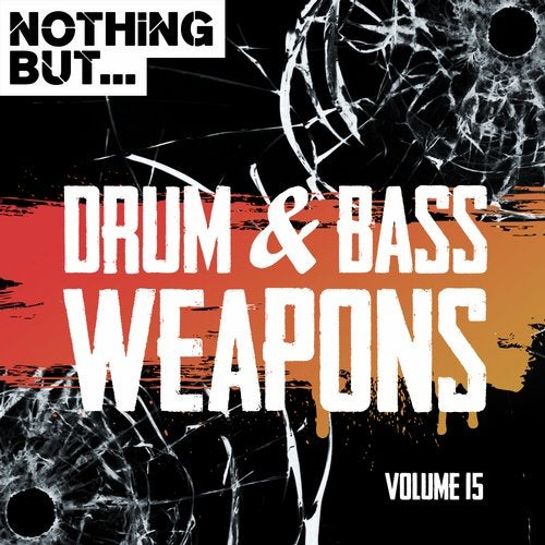 VA - NOTHING BUT... DRUM & BASS WEAPONS, VOL. 15 2019 (LP)