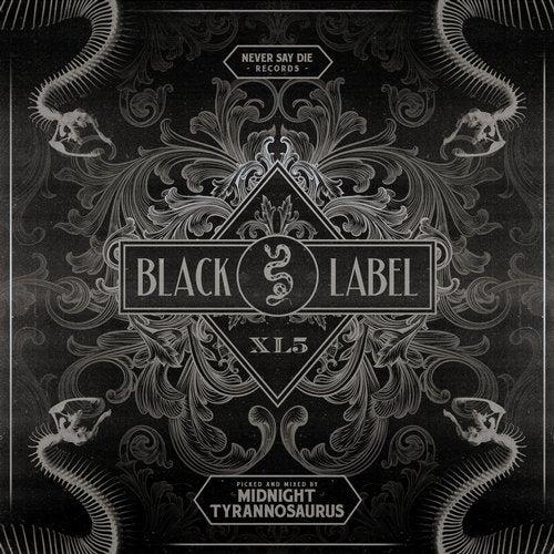 VA — BLACK LABEL XL 5 [LP] 2018
