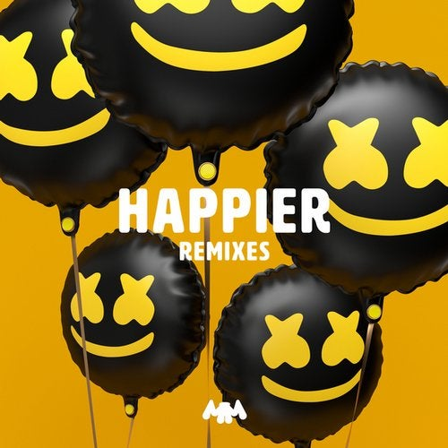 Marshmello - Happier (Remixes Pt. 2) [EP] 2018