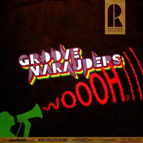 Groove Marauders - Woooh 2019 [EP]