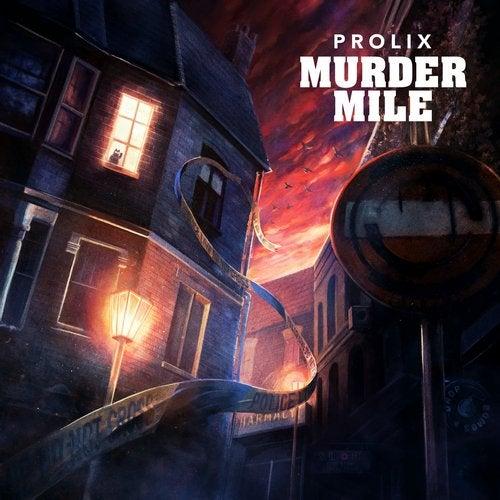 Prolix - Murder Mile [LP]