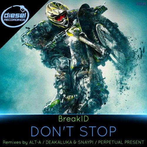BreakID - Don't Stop 2019 [EP]