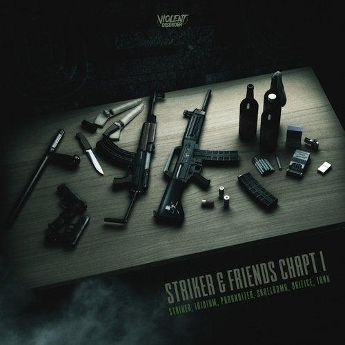 Striker - Striker & Friends, Chapter 1 2019 [EP]