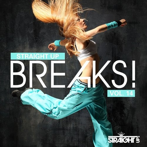 VA - STRAIGHT UP BREAKS! VOL. 14 [LP] 2015