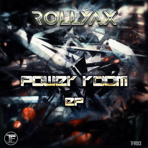 Rollyax - Power Room (EP) 2019