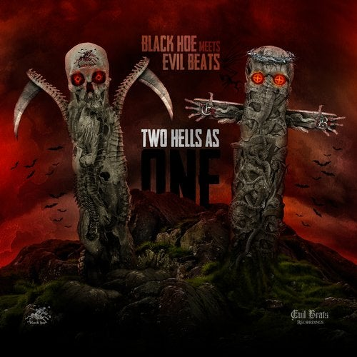 VA - TWO HELLS AS ONE [LP] 2014