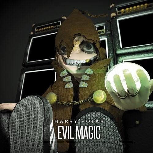 Harry Potar - Evil Magic 2014 [LP]