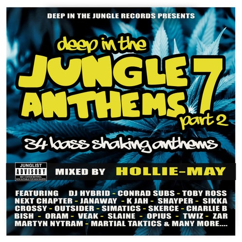 VA - Deep In The Jungle Anthems 7 Part 2 [DEEPIN083P2]