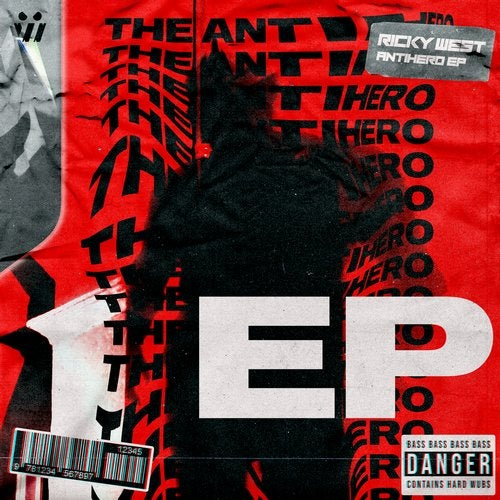 Ricky West - THE ANTIHERO [EP] 2019
