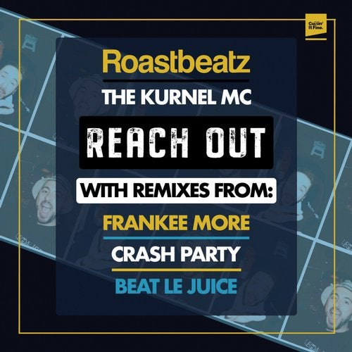 Roast Beatz - Reach Out [EP] 2019